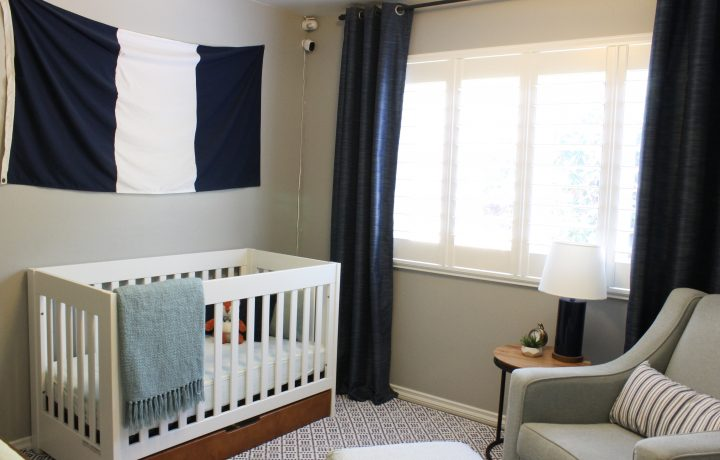 Steph Piontkowski Interiors High Seas Nursery